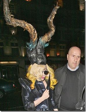 Chifres de Gaga