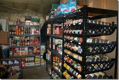 food hoarding