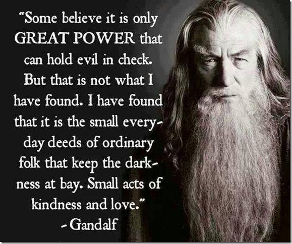 gandalf quote