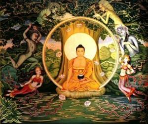 Buddha tentacoes