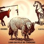 ARMADILHA DA REVOLUÇÃO - ISCA - CAVALO-DE-TROIA-7
