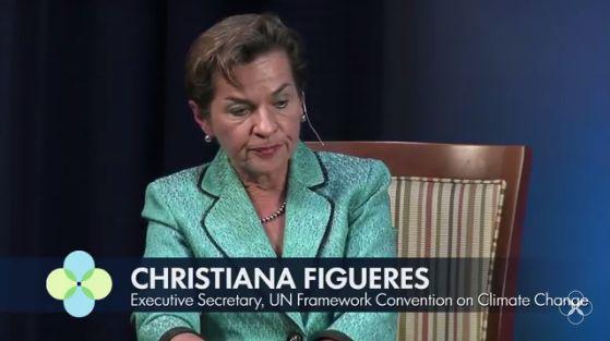 Christiana Figueres UN