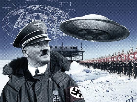 Hitler foi um instrumento dos Engenheiros! Continue acompanhando este blog...